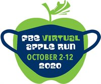 How The FBE Virtual Apple Run Will Work!
