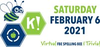 FBE Virtual Spelling Bee & Trivia 2020 - Registration is Open!