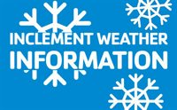 Superintendent's Message Regarding Inclement Weather and Upcoming Snowstorm