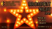 BHS Broadway Night Poster