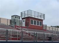 Press Box at BHS