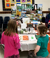 Butler Multicultural Fair Exhibit
