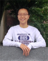 September Booster Athlete of the Month Mindee Lai, Girls Volleyball